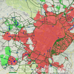 Semaforo rosso: da mercoledì 8 blocco per i diesel Euro 5 a Torino, Beinasco, Orbassano e Nichelino
