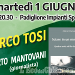 La Settimana della Montagna di Pomaretto prosegue con Marco Tosi e i filmati delle valli viste dal drone