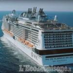La nave da crociera Meraviglia ha attraccato in Messico: a bordo anche 15 pinerolesi