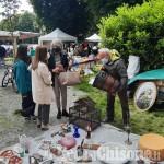 Ferragosto a Pinerolo: mercatino dell'usato per chi resta in città