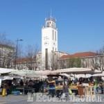 Pinerolo: da mercoledì 17 marzo il mercato sarà solo di generi alimentari