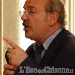 Pinerolo, cordoglio per la scomparsa di Fredy Merlo, avvocato ex presidente del Pinerolo FC