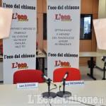 """Primarie Pd Pinerolo: tutto pronto per la doppia intervista Barbero-Pinchiaroglio in diretta da """"L'Eco"""""""