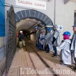 Scopriminiera e Scoprialpi riprendono le visite accompagnate dagli ex minatori