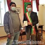 Scalenghe, ora Mohamed è cittadino italiano