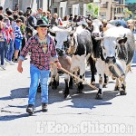 "Alta Val Pellice: ""Saras"" e ""Fira 'd la pouià"" a Bobbio"