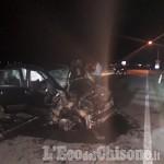 Osasio: Incidente sulla 138, due feriti