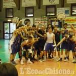 Basket, festa grande per Alter'82 Piossasco: a San Mauro conquista la serie C