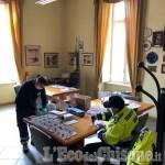 Coronavirus-Covid19: a Pancalieri donata una mascherina per famiglia