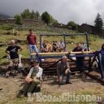 """Domenica 12 luglio """"Pequerel è viva"""" inaugura la panchina gigante"""