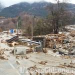 Alluvione in Val Chisone: chiusa al traffico la Sr 23, dalla galleria di Usseaux a Perosa solo mezzi d'emergenza