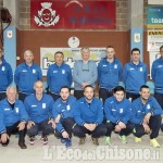 Bocce Coppa Europa, sabato clou a Perosa: in visita ai campioni d'Italia la Brb Ivrea
