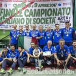 Bocce serie A: La Perosina supera Borgone ed è campione d'Italia