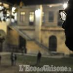 Pinerolo: le telecamere di Dribbling all'oratorio S. Domenico