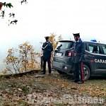 Bobbio Pellice: precipita con l'auto in un dirupo, 67enne resta in prognosi riservata