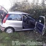 Orbassano: scontro tra auto sulla Circonvallazione esterna, due feriti
