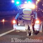 Piscina: schianto sulla Torino-Pinerolo, due feriti