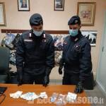 Rivalta: nascondeva 20 dosi di cocaina sotto la mascherina, arrestato 29enne di Orbassano