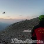 Riprese le ricerche dell'alpinista disperso sul Monviso