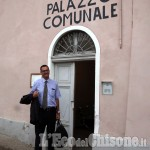 Scalenghe: il Commissario entra in Municipio