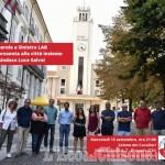 """Elezioni Pinerolo: presentazione della lista """"Pinerolo a Sinistra - Lab"""" con Luca Salvai"""