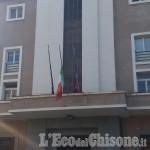 Pinerolo partecipa al lutto nazionale in occasione dei funerali delle quattro vittime della tragedia di Genova