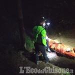 Piossasco: scivola durante un'escursione sul san Giorgio, ferita 57enne