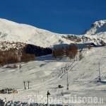 Vialattea: a Sestriere si scia in anticipo nel week end dell'1 e 2 dicembre