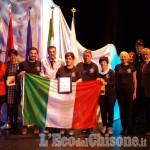 Pomaretto: cinque fiori d'argento e menzione d'onore per le rotatorie al concorso mondiale delle comunità in fiore