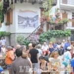 Concorso europeo Entente Florale: la giuria in arrivo a Pomaretto