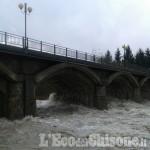 Alluvione: Luserna, da questa mattina il livello del Pellice è sceso di un metro