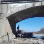 Ponte sul Pellice tra Vigone e Villafranca chiuso per lavori dall'11 marzo al 18 aprile