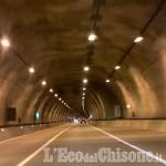 Manutenzione delle gallerie Craviale e Turina, martedì 3 settembre chiude la viariante di Porte alla Sp23