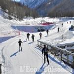 Pragelato: debutta la stagione dello sci alpino con la sciovia Baby