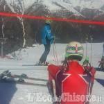 Prali con tanta neve: tre gare giovanili di slalom da domenica 9