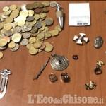 Furti a Cumiana e Cantalupa, la Polizia recupera a Torino buona parte della refurtiva