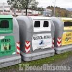 Pinerolo: raccolta rifiuti, tramonta il porta a porta per le utenze domestiche. Arrivano i cassonetti con badge.