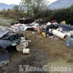 Piossasco: rifiuti abbandonati nei campi, Gev a caccia dello svuotacantine abusivo