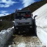Nevicate in quota: chiuse le Provinciali dell'Assietta e delle Finestre