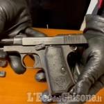 Rivalta: arrestato 49enne, nella sua carrozzeria aveva due pistole mai denunciate