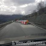 Sp23 del Sestriere: a Champlas du Col transito vietato ai veicoli sopra i 120 quintali