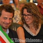 """Pinerolo, la Giunta """"5 stelle"""" incontra i cittadini in piazza Facta"""