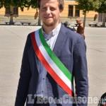 Il sindaco di Pinerolo alla marcia No Tav con la fascia