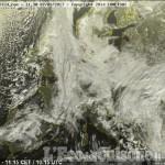 Nuovo peggioramento da stanotte, piogge e neve oltre i 500 metri