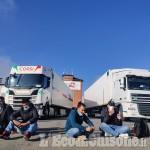 Secondo giorno di sciopero davanti alla Raspini
