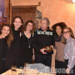 La Juventus Women a Sestriere per festeggiare il titolo di Campione d'Inverno
