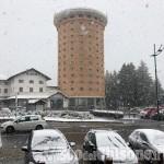 Sestriere: prima nevicata dell'anno, la stagione invernale si avvicina