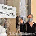 «Siamo chiusi ma ci siamo»: l'onda della protesta nata a Pinerolo arriva fino a Genova