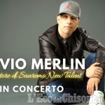 Fenestrelle: il cantautore Silvio Merlin in concerto al Campo sportivo
