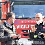 Incendio Frossasco: Amministrazione, Arpa, Vigili del Fuoco e Asl To3 sabato 6 aprile incontrano i cittadini